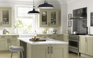 Cambridge Dakar Kitchen supplied by Arley Cabinets Kitchen Company