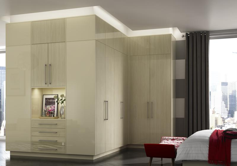 Built In Wardrobes To A Complete Bedroom Solution