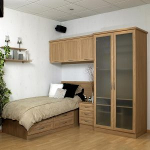Small built in wardrobes