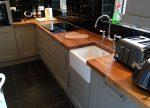 fitted kitchen Beach Hill Wigan